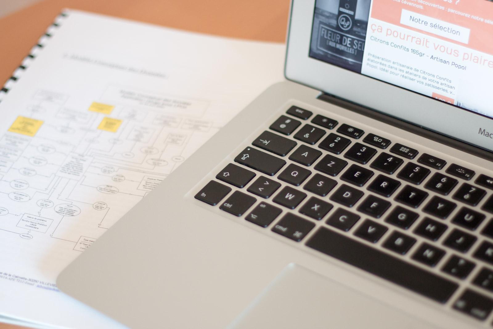 Développement de logiciels et applications spécifique