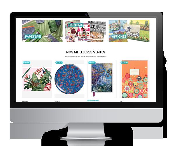 Site internet des Blancs Manteaux