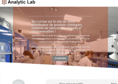 Analytic Lab