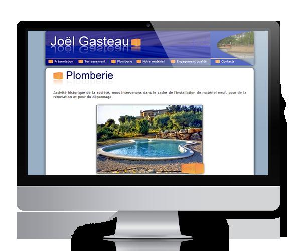 Joël Gasteau
