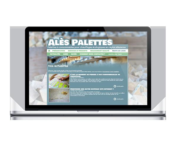 Alès Palettes