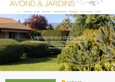 Avond & Jardins