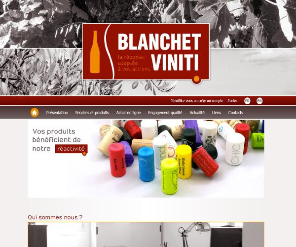 Blanchet Viniti
