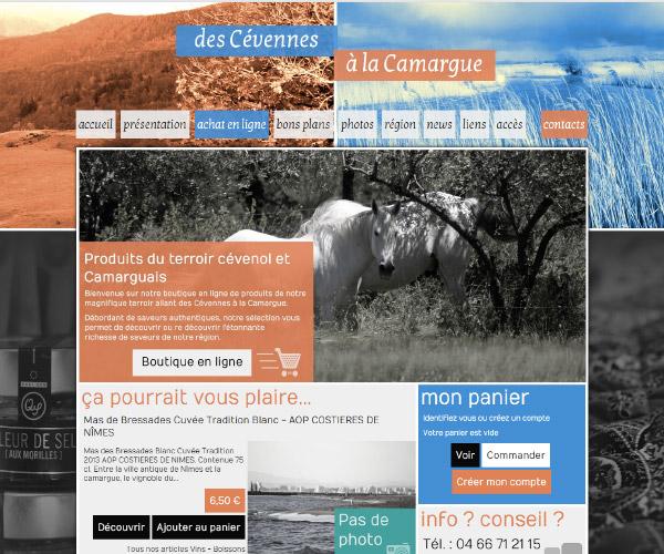 Des Cévennes à la Camargue
