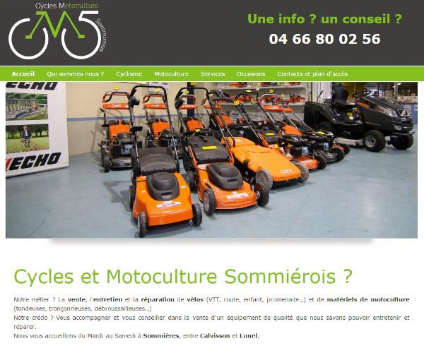 Cycles et motoculture Sommiérois