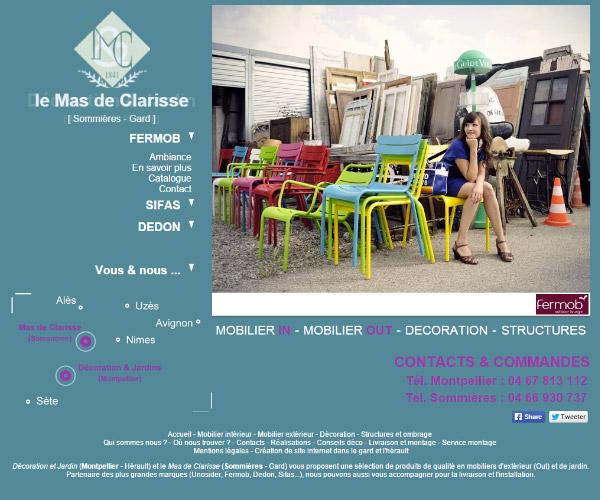 Décoration & Jardin / Le Mas de Clarisse
