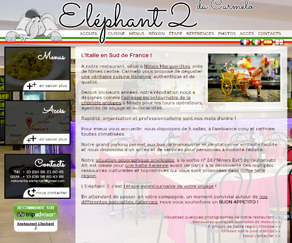 Restaurant Éléphant 2