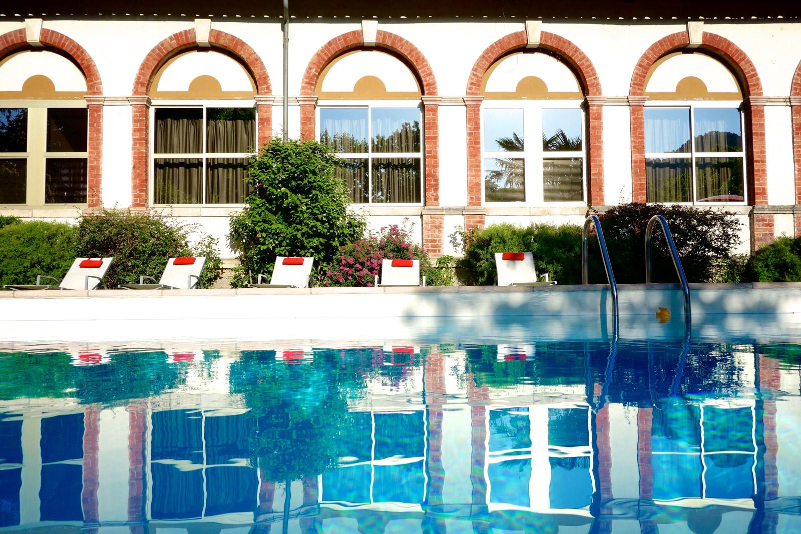 Hôtel les Bellugues