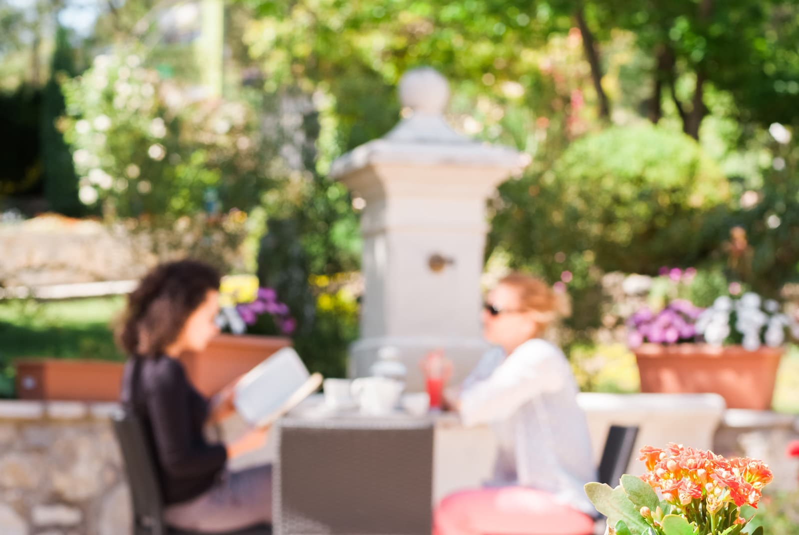 Hôtel restaurant au calme, à Anduze