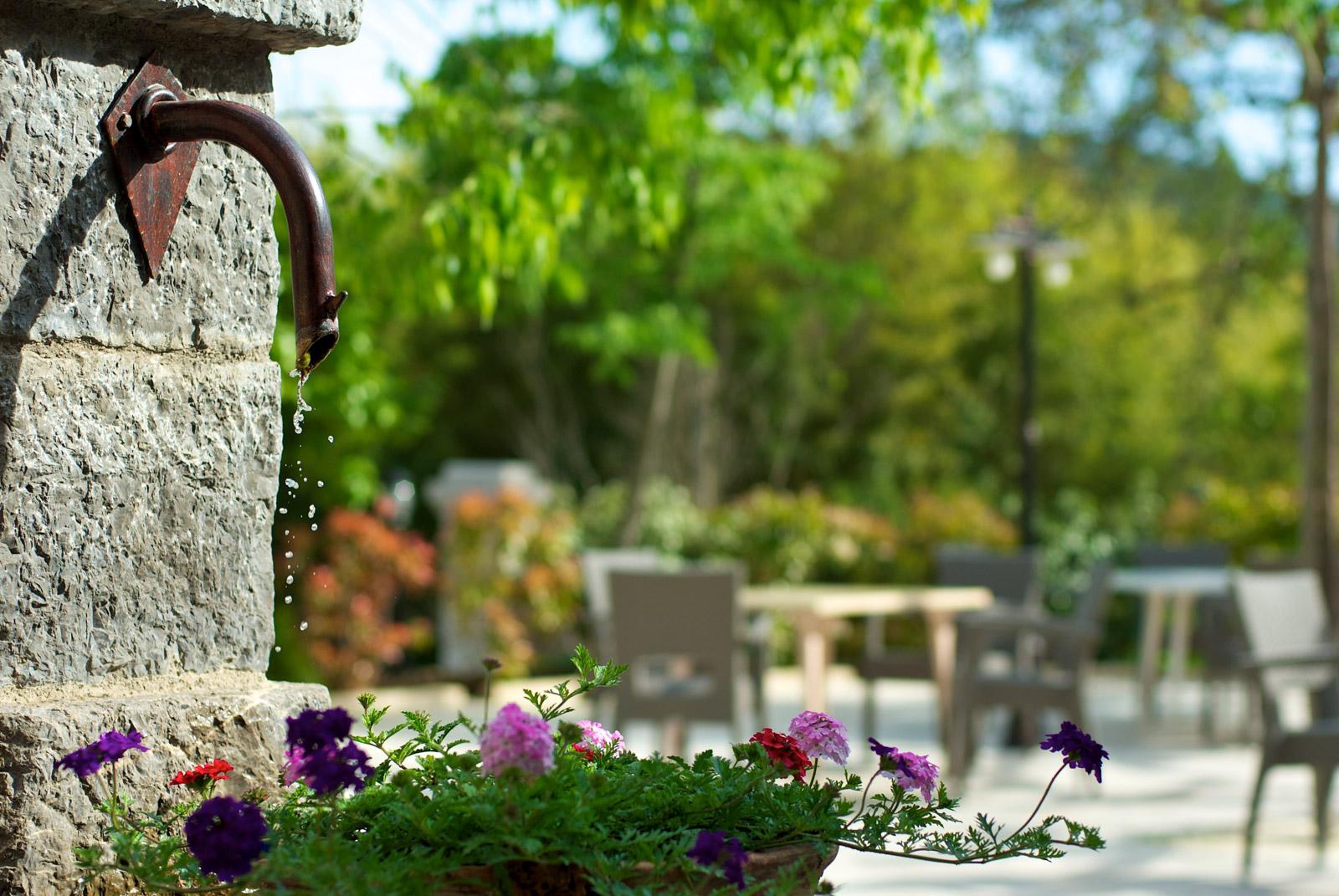 Hôtel Restaurant Le Pradinas - Index LD, photographies et création de sites web