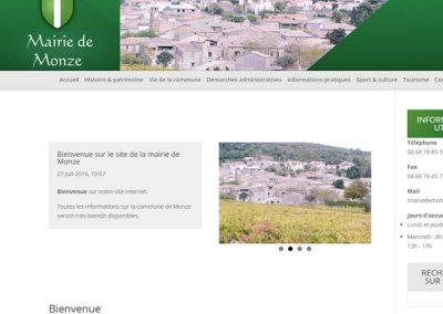 Mairie de Monze
