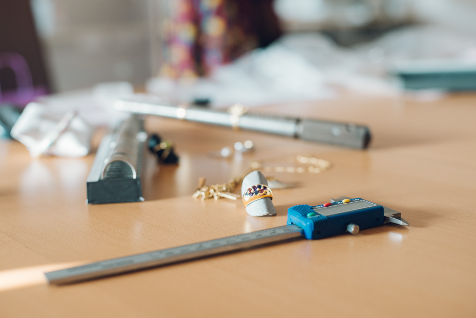Atelier de bijouterie à Alès