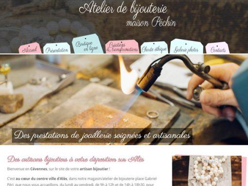 Atelier bijouterie Maison Péchin