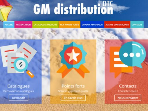 DTC-GM distribution