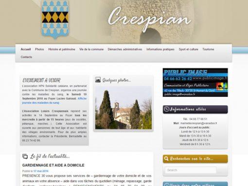 Mairie de Crespian