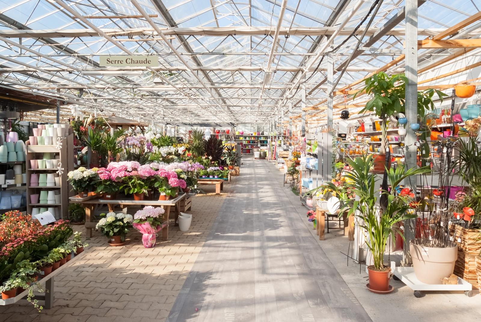 Jardinerie à Aujargues (30)
