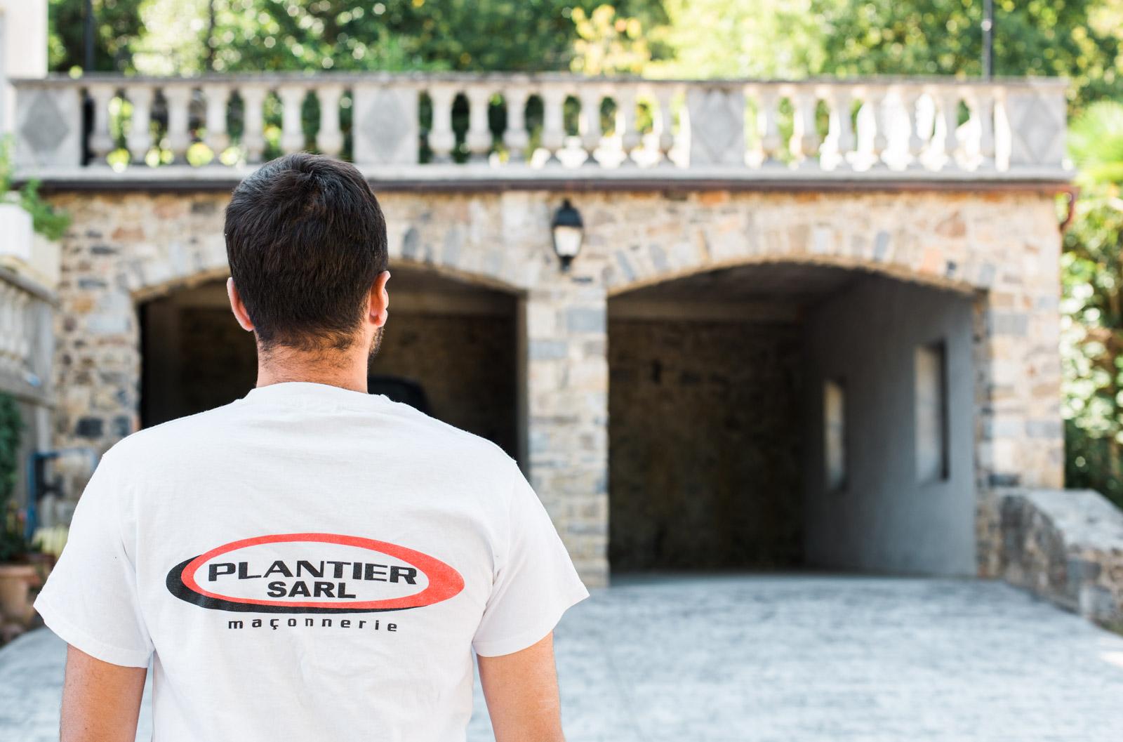 Entreprise familiale de maçonnerie en Cévennes