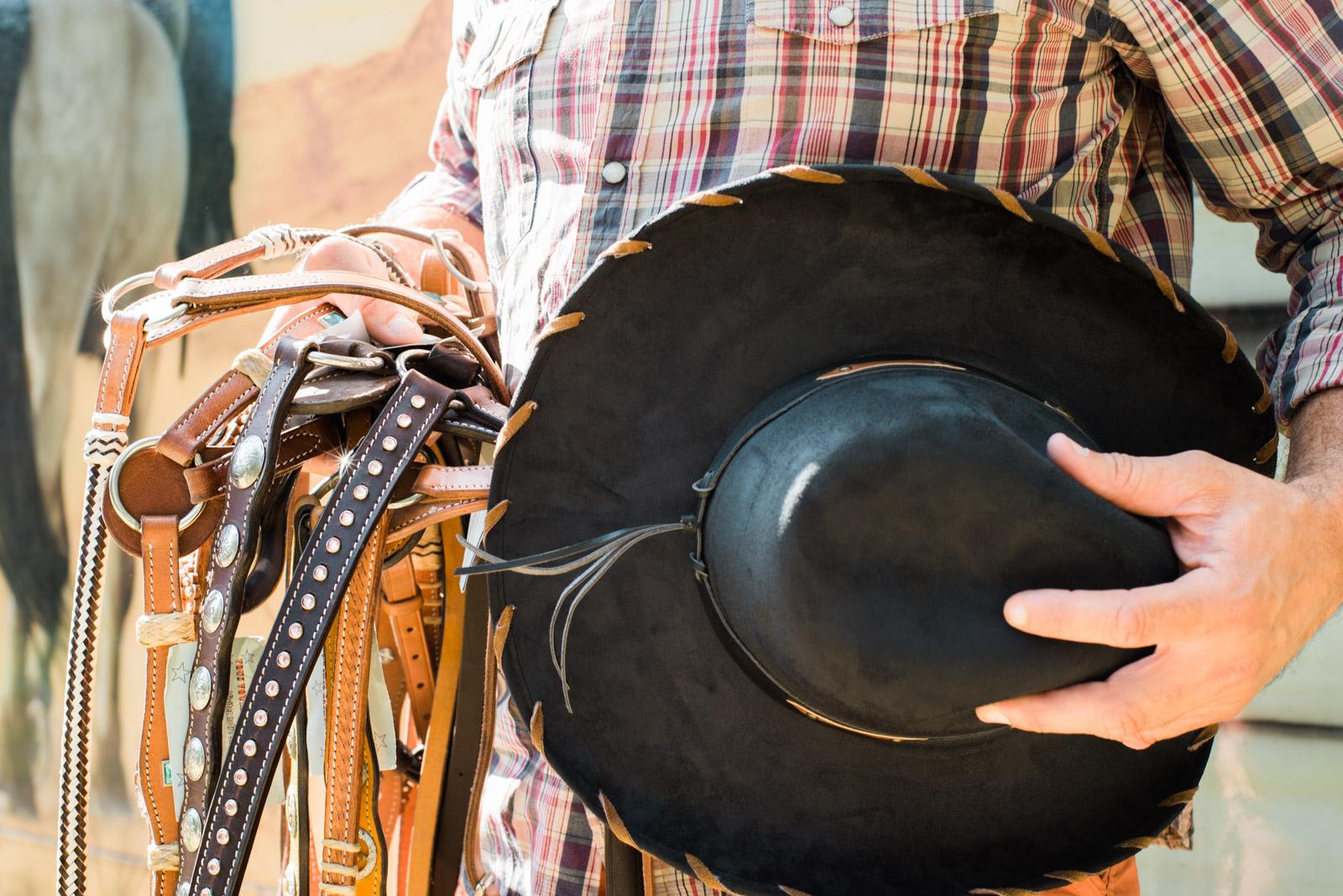 L'Hacienda, produits d'équitation (selles, bottes...)