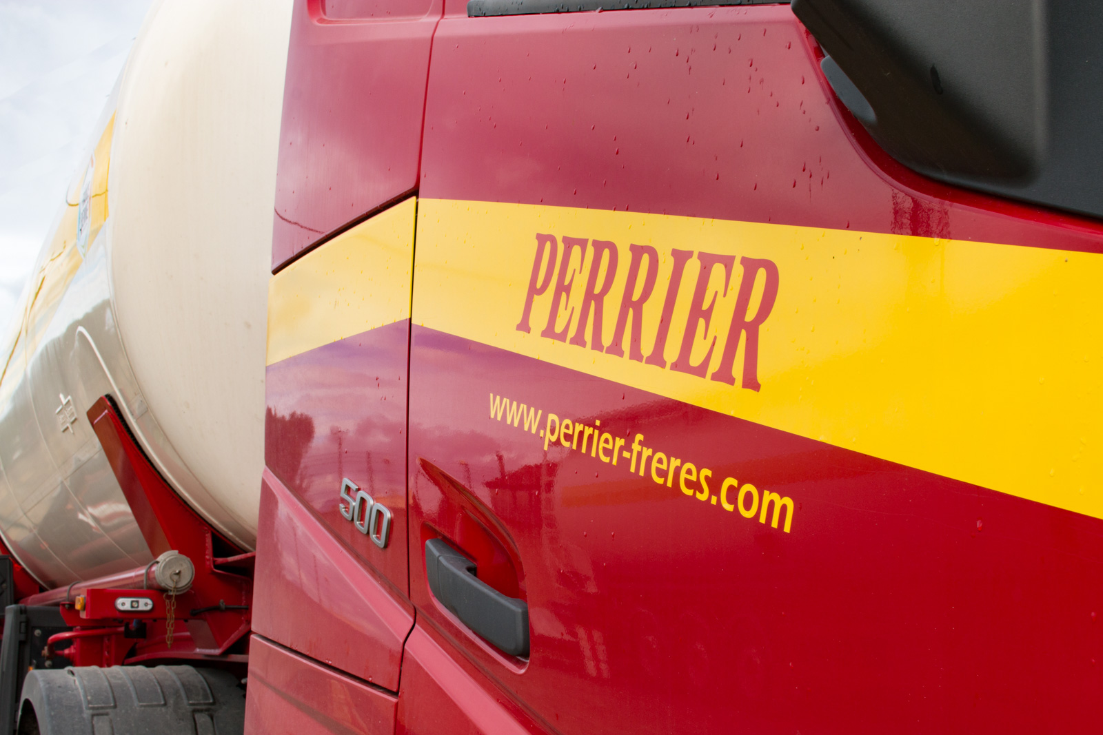 Transports routiers Perrier Frères