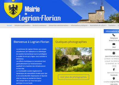 Mairie Logrian-Florian