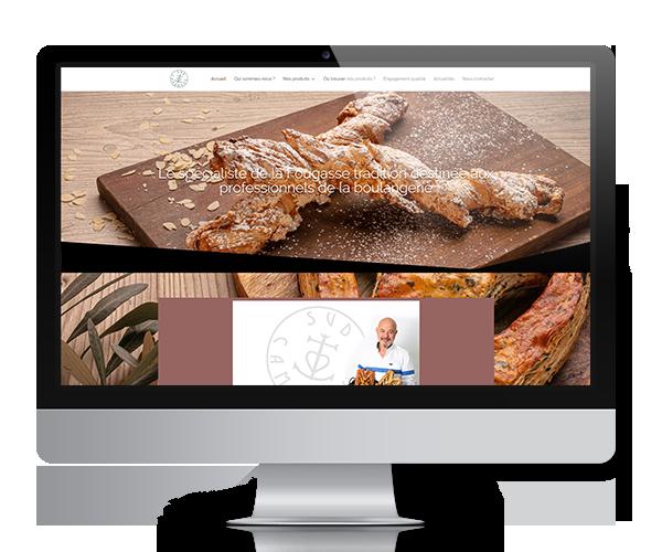 Fournisseur de produits de boulangerie pour les pros