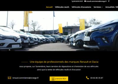 Renault Sommières