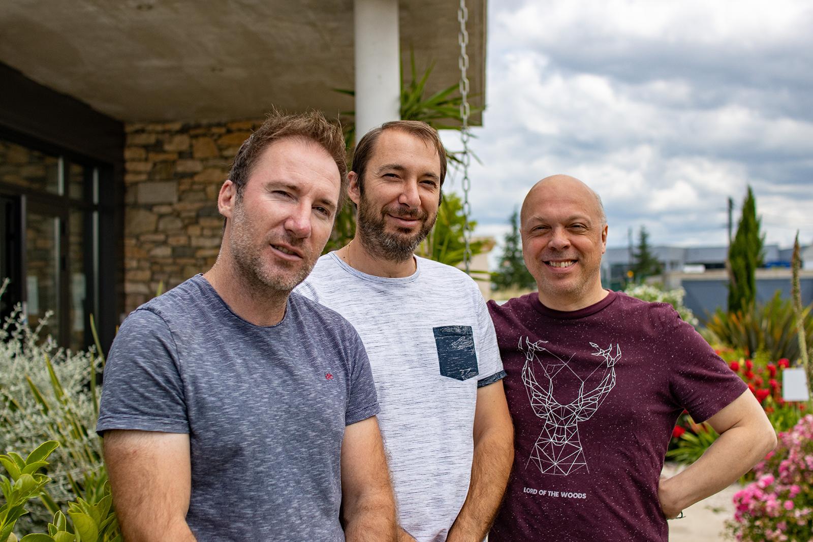 L'équipe de PGSL architecture