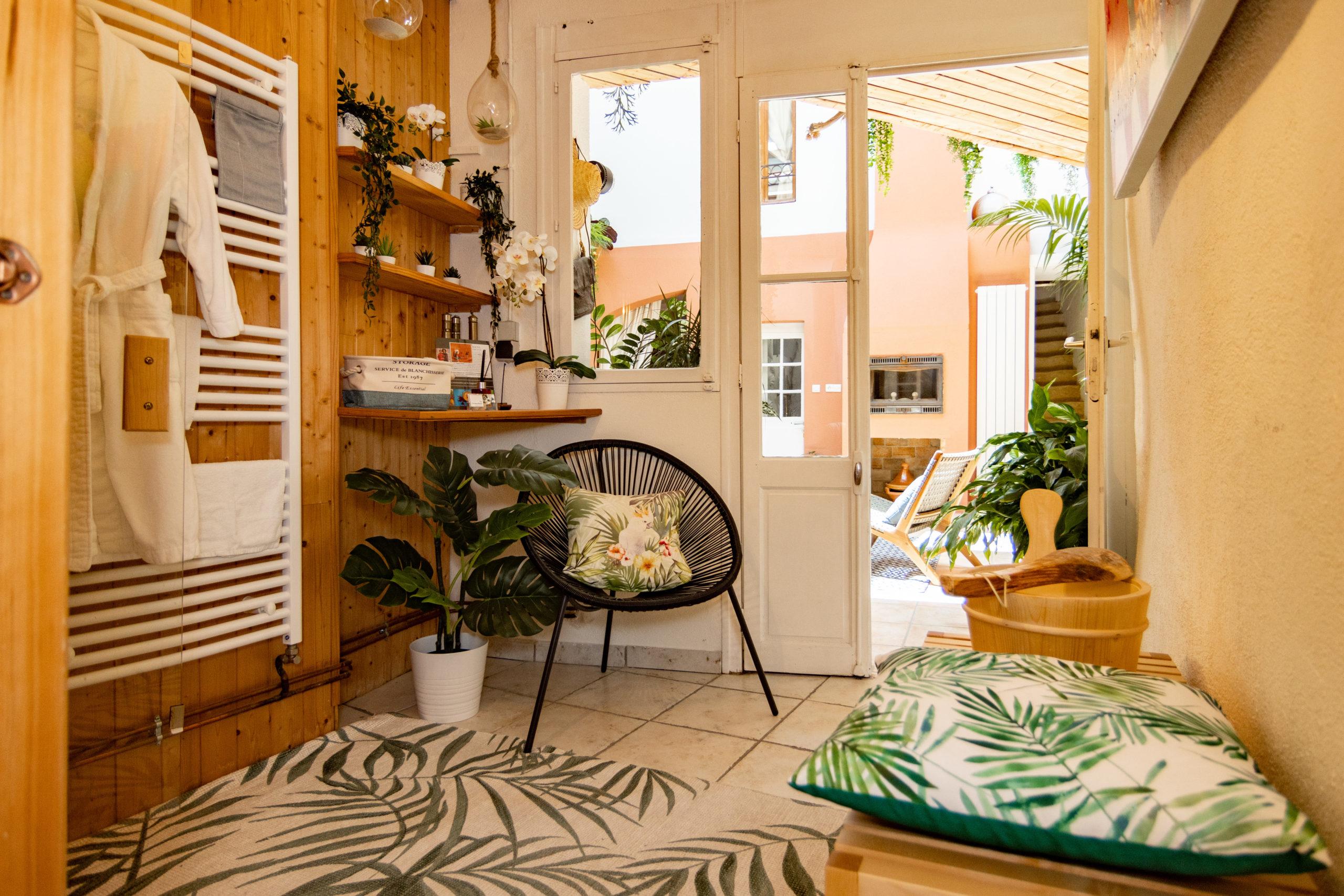 La Vermeillade : location d'appartements équipés et tout confort
