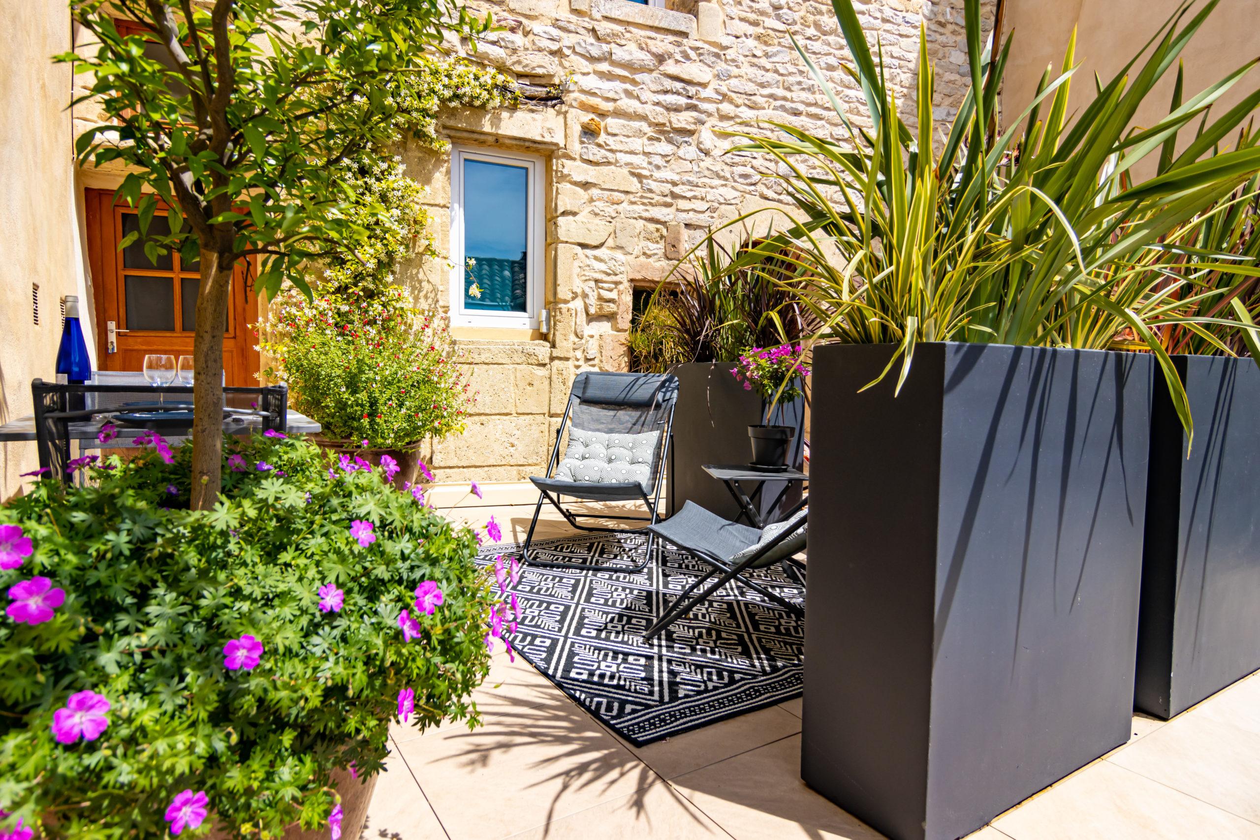 La Vermeillade : location d'appartements dans le Gard